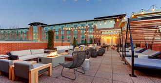 The Chattanoogan Hotel, Curio Collection by Hilton - Chattanooga - Bar