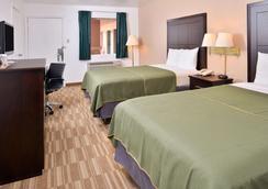 Americas Best Value Inn Clute Lake Jackson - Clute - Schlafzimmer