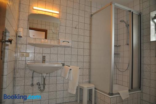 Landhaus Muller - Alken - Bathroom
