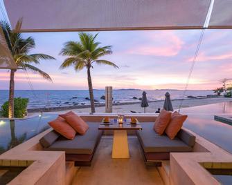 Rayong Marriott Resort & Spa - Rayong - Restaurant