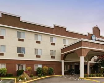 Best Western Sky Valley Inn - Monroe - Edificio