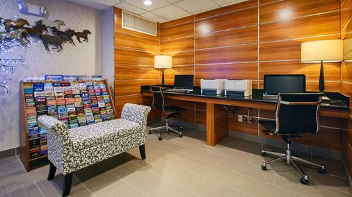 Best Western Sky Valley Inn - Monroe - Business Center