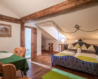 Landgasthof-Hotel Fuchswirt - Hopfgarten im Brixental - Bedroom