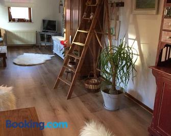 Les appartements d'estelle - La Petite-Pierre - Huiskamer