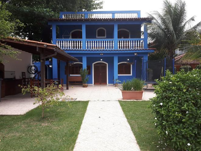 巴拉達堤朱卡角落旅館 - 里約熱內盧 - 建築