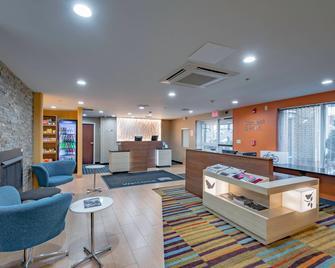 Fairfield Inn and Suites by Marriott Cleveland Streetsboro - Streetsboro - Lobby