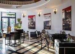 מלון סינמה - מלונות בוטיק אטלס - תל אביב - לובי