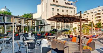 Radisson Blu Royal Hotel, Helsinki - Helsinki - Gebäude