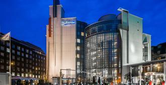 Radisson Blu Royal Hotel, Helsinki - Helsinki - Bygning