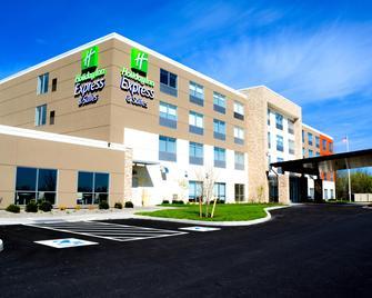 Holiday Inn Express & Suites Oswego - Oswego - Edificio