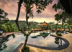Nandini Jungle Resort & Spa Bali - Payangan - Pool