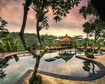 Nandini Jungle Resort & Spa Bali - Payangan - Басейн