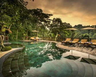 Nandini Jungle Resort & Spa Bali - Payangan - Bazén