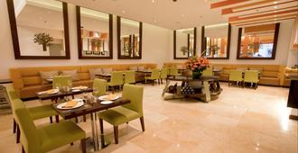 Holiday Inn Bogota Airport - בוגוטה - מסעדה