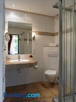 維林格爾霍夫酒店有限公司 - 威靈根 - 維林根 - 浴室