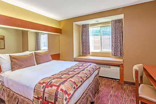 Microtel Inn & Suites by Wyndham Norcross - Norcross - Bedroom