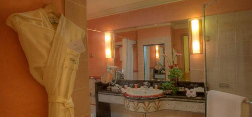 Oryx Hotel - Άμπου Ντάμπι - Μπάνιο