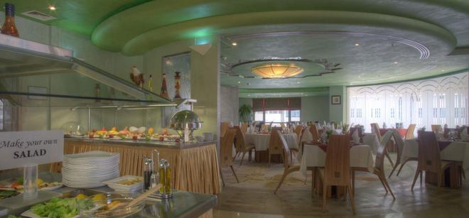 Oryx Hotel - Abu Dhabi - Banquet hall
