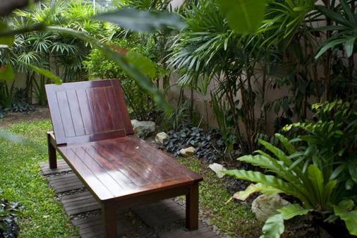 Zea Za Garden Hotel - Χουά Χιν - Βεράντα