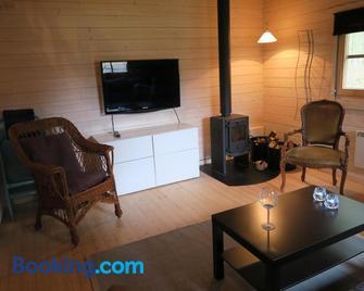Hytten - Silkeborg - Living room