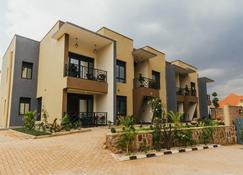 Mountain View Apartments - Kigali - Building