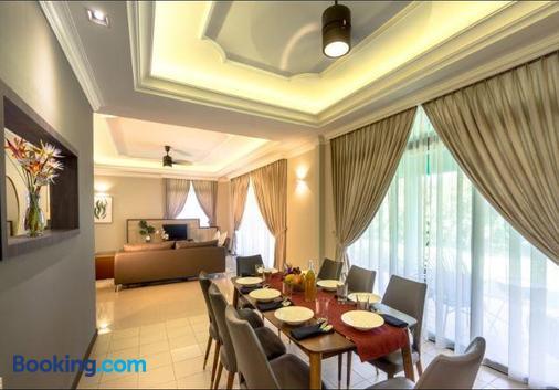 Tanjong Puteri Golf Resort - Malaysia - Johor Bahru - Phòng ăn