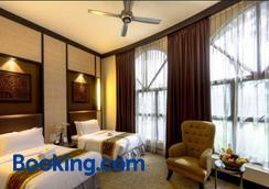 Tanjong Puteri Golf Resort - Malaysia - Johor Bahru - Phòng ngủ