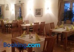 Hotel Echinger Hof - Buch am Erlbach - Restaurant