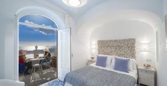 La Barbera - Praiano - Bedroom