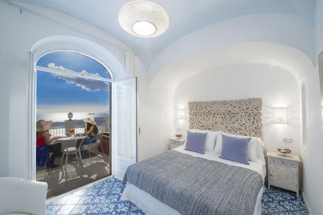 La Barbera - Praiano - Bedroom