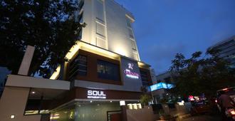 Oriental Residency Hotel - Μουμπάι - Κτίριο
