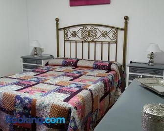 Casas los Rosales - Guadix - Schlafzimmer