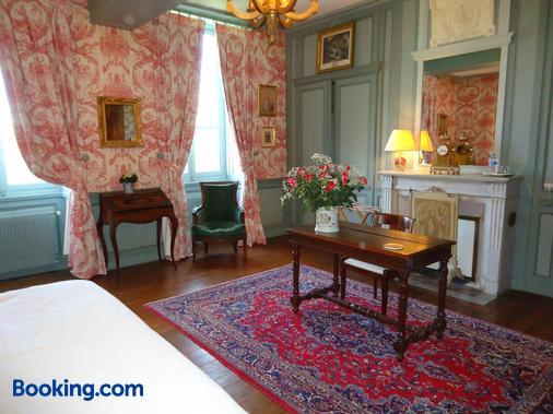 Manoir De Captot - Rouen - Living room