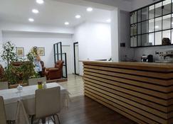 Idea Hotel - Tirana - Recepción