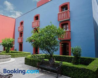 Hotel Real de Naturales - Cholula - Building