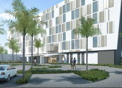 Noom Hotel Niamey - Niamey - Edificio