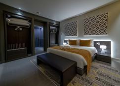 Noom Hotel Niamey - Niamey - Habitación