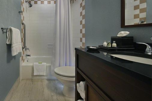 葛底斯堡酒店 - 格提士堡 - 蓋茨堡 - 浴室