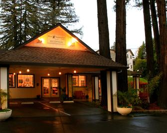 West Sonoma Inn & spa - Guerneville - Building
