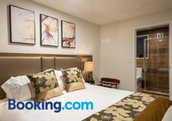 Golden Star Motel - Christchurch - Bedroom