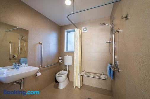 Golden Star Motel - Christchurch - Bathroom
