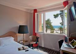 Hôtel Beau Rivage - Argelès-sur-Mer - Makuuhuone