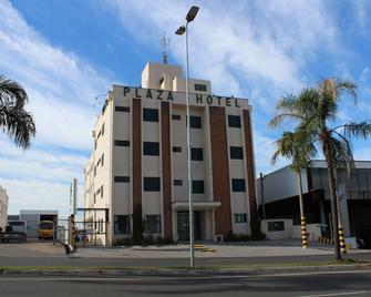 Limeira Plaza Hotel - Limeira - Edificio
