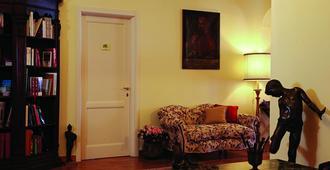 月神卡普雷塞酒店 - 那不勒斯 - 那不勒斯/拿坡里 - 臥室