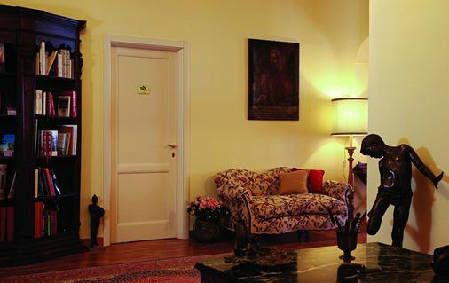 Luna Caprese - Naples - Phòng khách