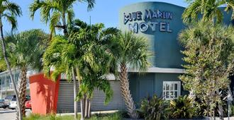 Blue Marlin Motel - Key West - Bygning