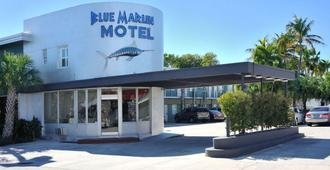 Blue Marlin Motel - Key West - Rakennus