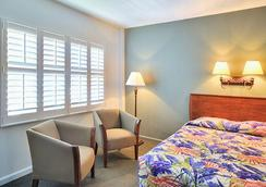 Blue Marlin Motel - Key West - Bedroom