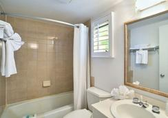 Blue Marlin Motel - Key West - Bathroom