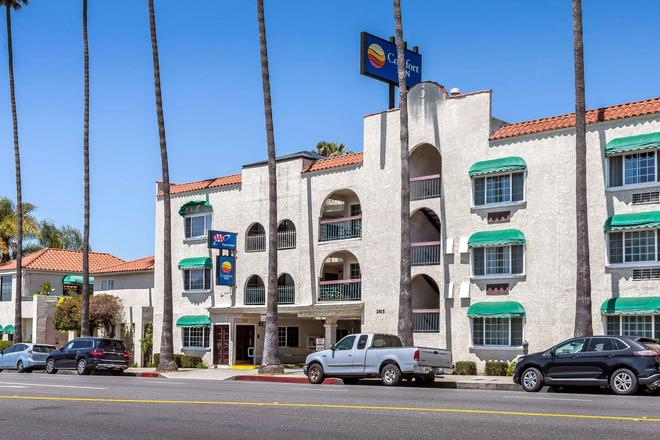 Comfort Inn Santa Monica - West Los Angeles - Santa Monica - Building
